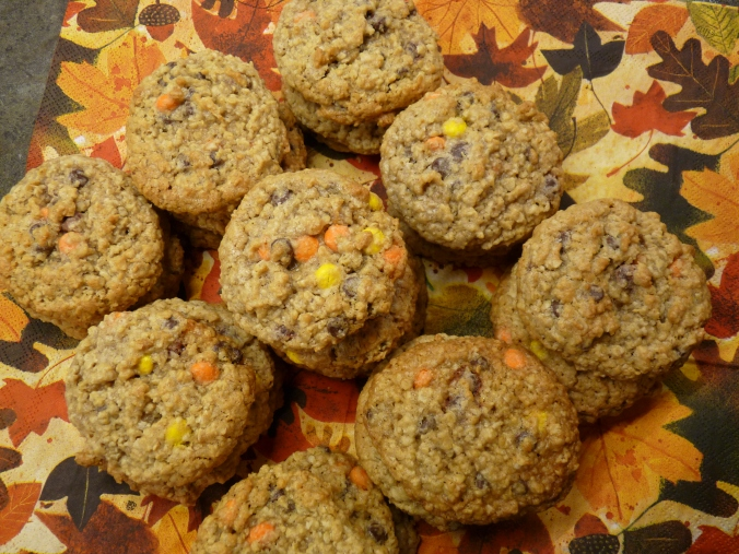 Mini Reese's Pieces ~ Perfect for Halloween!