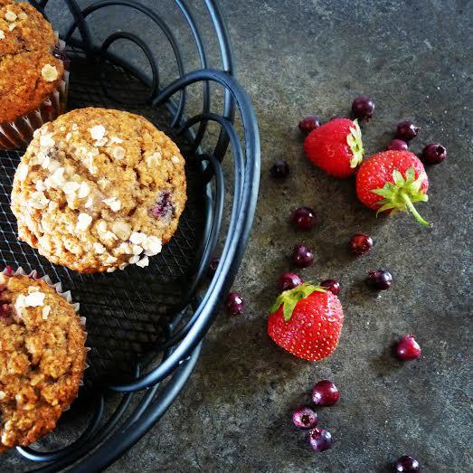 Muffins & Berries